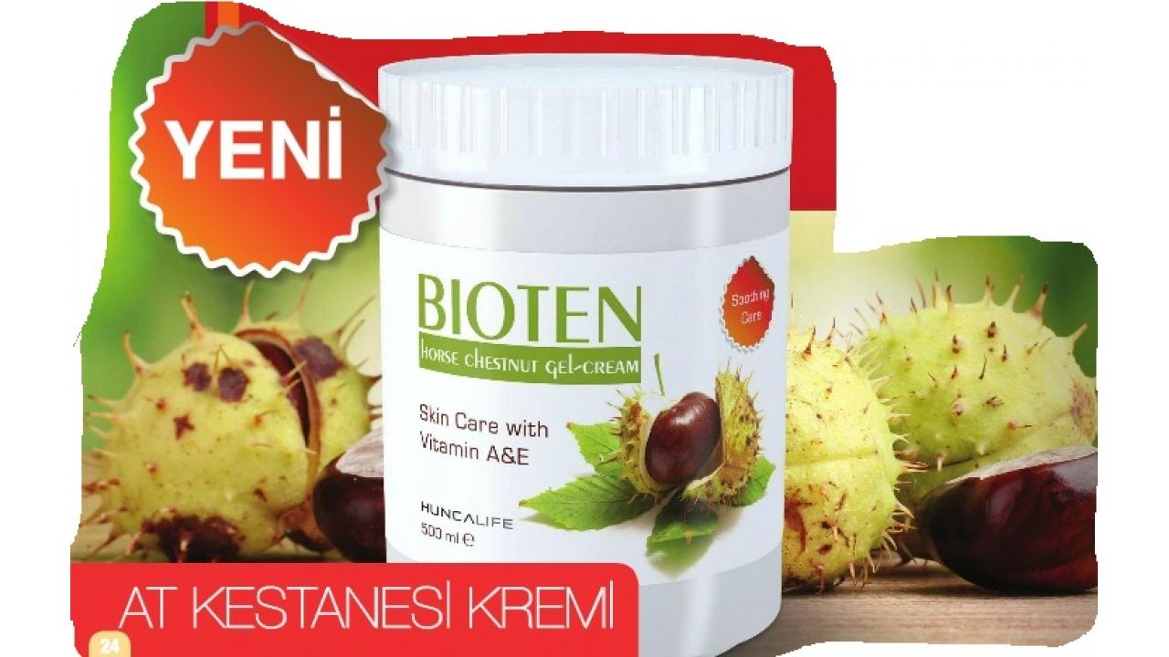 VARİS VE AĞRILAR İÇİN AT KESTANESİ JEL-KREMİ 500 ML