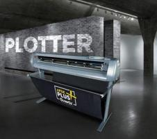OLYMPOS PLUS OPTİK GÖZ PLOTTER KESİM MAKİNASI